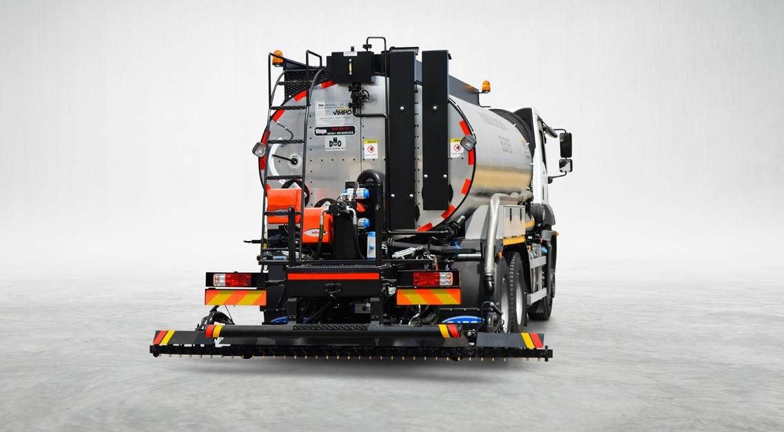 VAD 3600A Oransal Asfalt Distribütörü