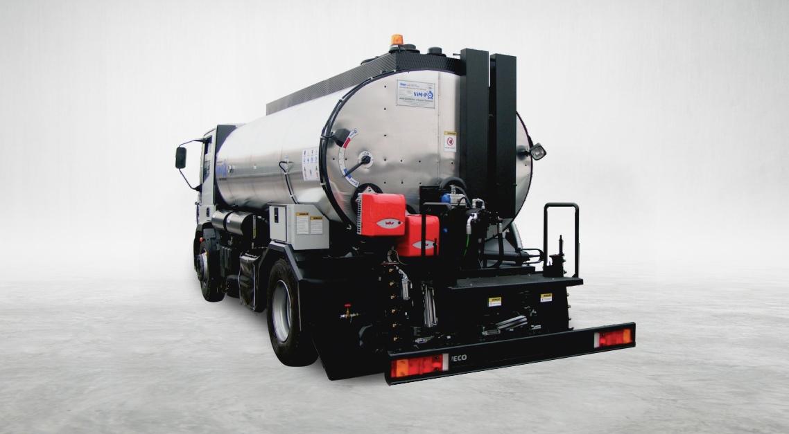 VAD 3600M Distributeur D'asphalte