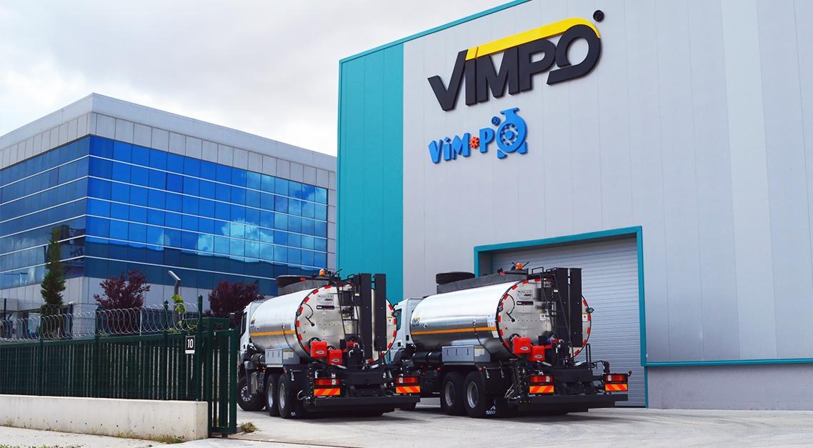 VAD 4200A Oransal Asfalt Distribütörü
