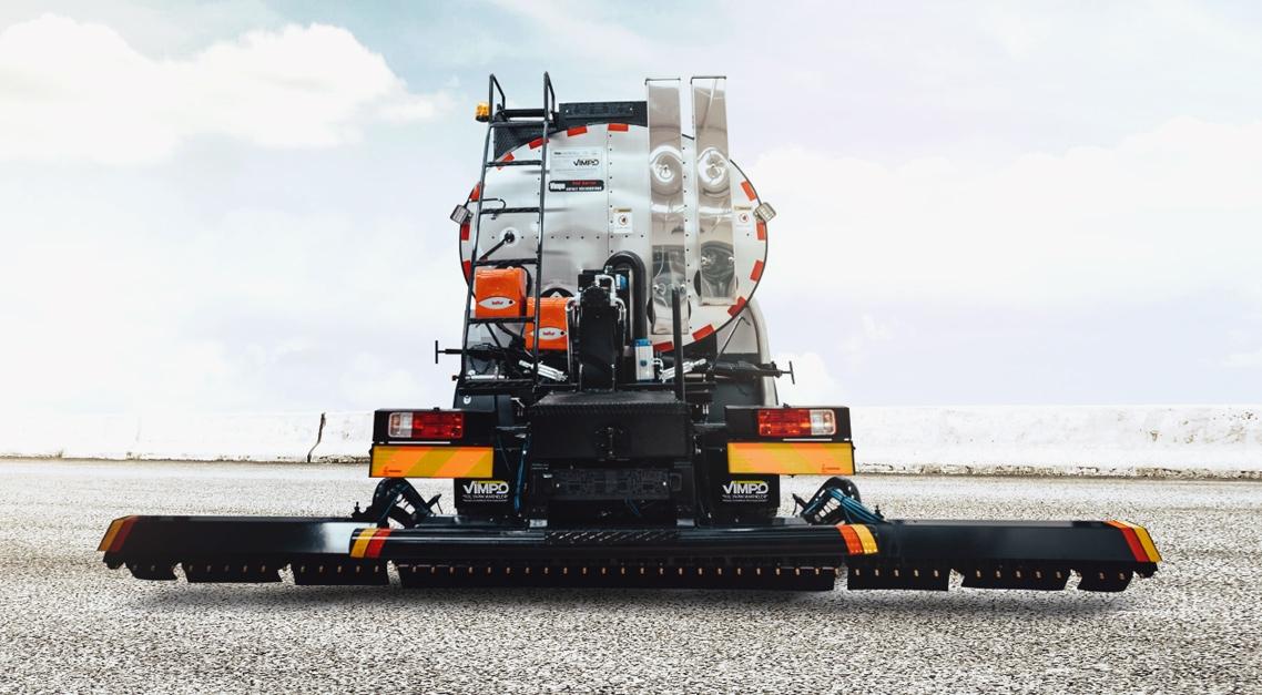 VAD 5400 Oransal Asfalt Distribütörü